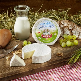 BAER Camembert Heumilch